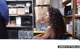[Shoplyfter] Demi Sutra (Ebony Thieves Caught In The Act! Will There Be Repercussions?)