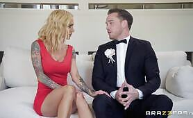 [Brazzers] Sarah Jessie, Bailey Brooke (Hot threeway with two absolute stunners: Sarah and Bailey)