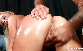 [PurexxxFilms] (Terrific PAWG Bonnie Rose gets fingered and fucked hard)
