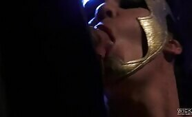 [Wicked] (Amazon Wonder Woman Alison Tyler is fucked by Batman and Superman)