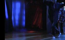 [LustCinema] (Artistic erotic dance and fancy handjob by sweet European blondie)