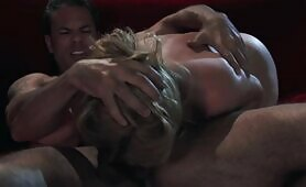 [LustCinema] (Rapacious manager babe Ava Dalush makes out with promising singer)