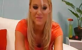 Beauteous Blonde Naughty Webcam Close Up Orgasms