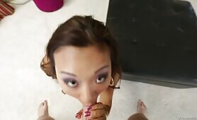 [Evil Angel] Alina Li (Petite Asian Glamour Teen Riding Hard Cock)