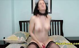 Amateur Wife is it Cheating on Webcam