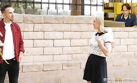 [Brazzers] Keiran Lee, Alix Lynx (Alix Lynx Gets Her Faith Put To The Test)