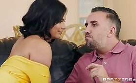 [Brazzers] (Crafty Latina Sits On An Annoying Guy's Face To Make Him Shut Up)